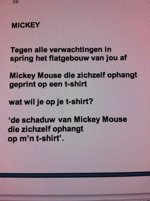 mickey - marc robbemond