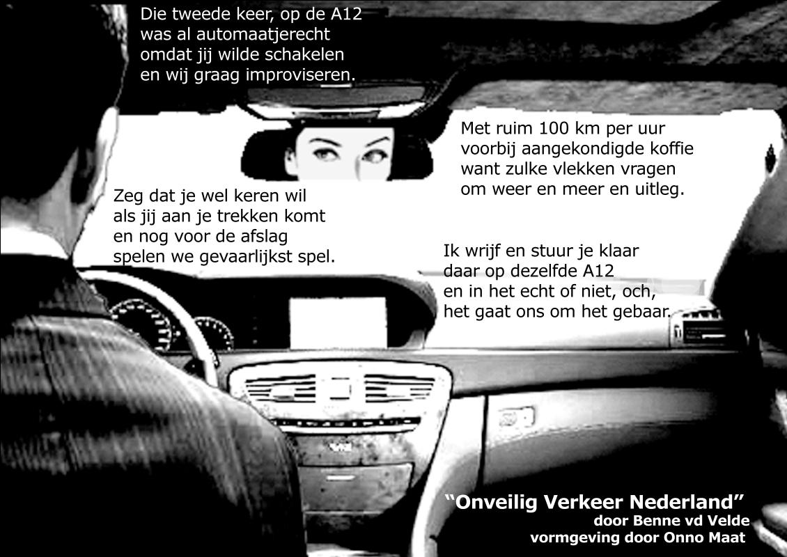 onveilig verkeer nederland - benne van der velde