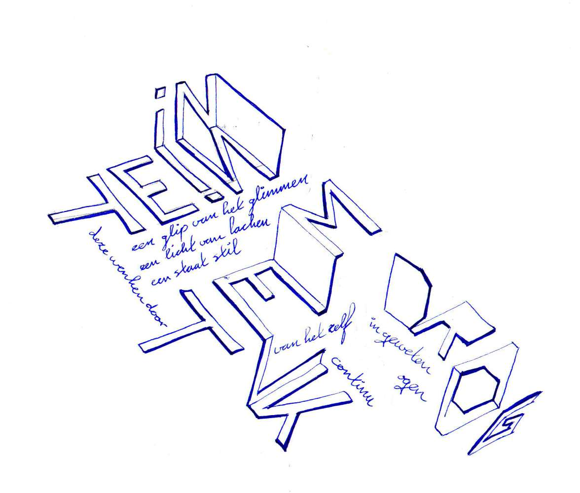 poëzietekening 06/12/2011 acg vianen