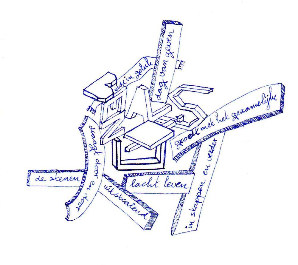 poëzietekening 22/11/2011 acg vianen