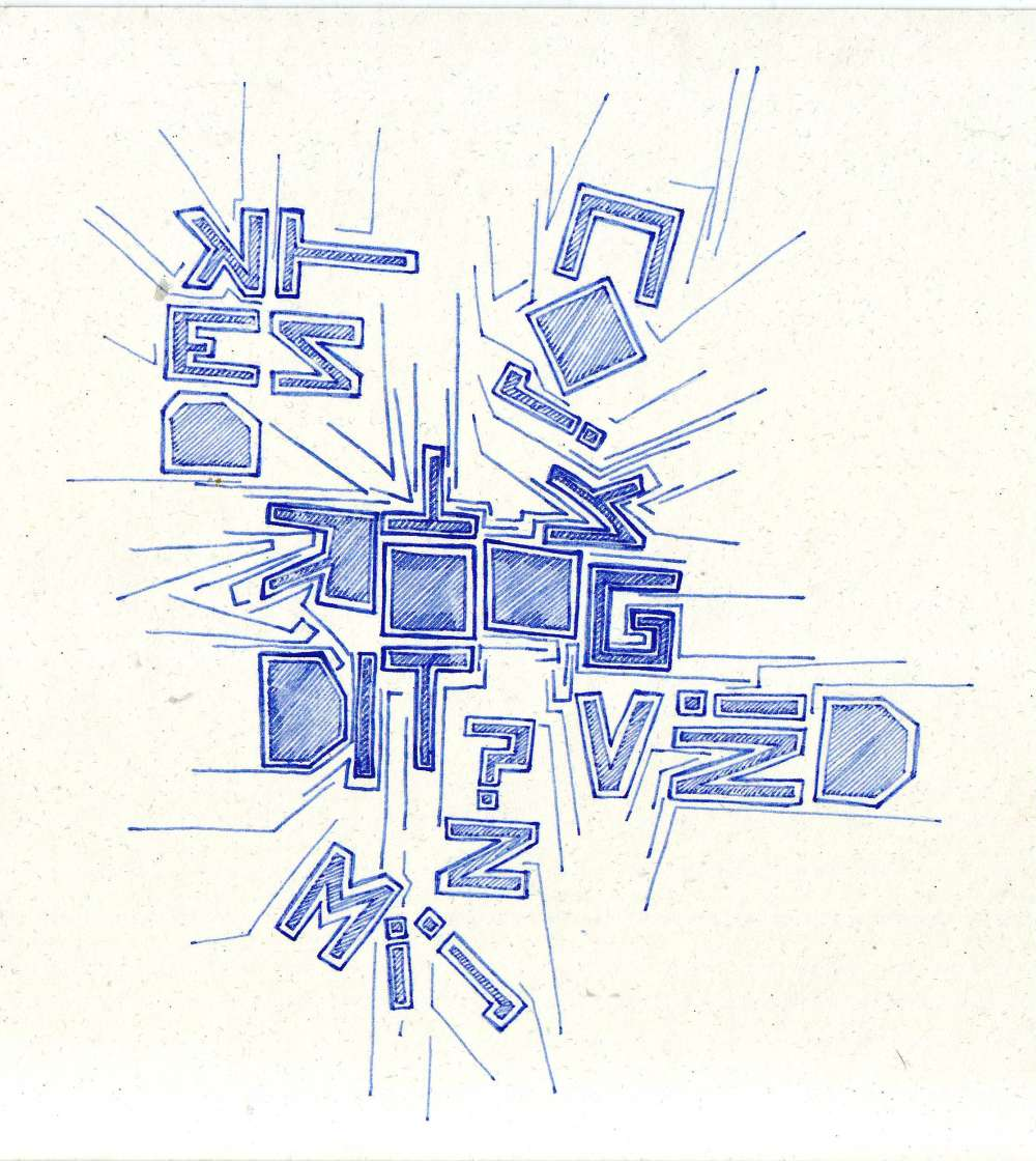 poëzietekening 25/9/2012 acg vianen